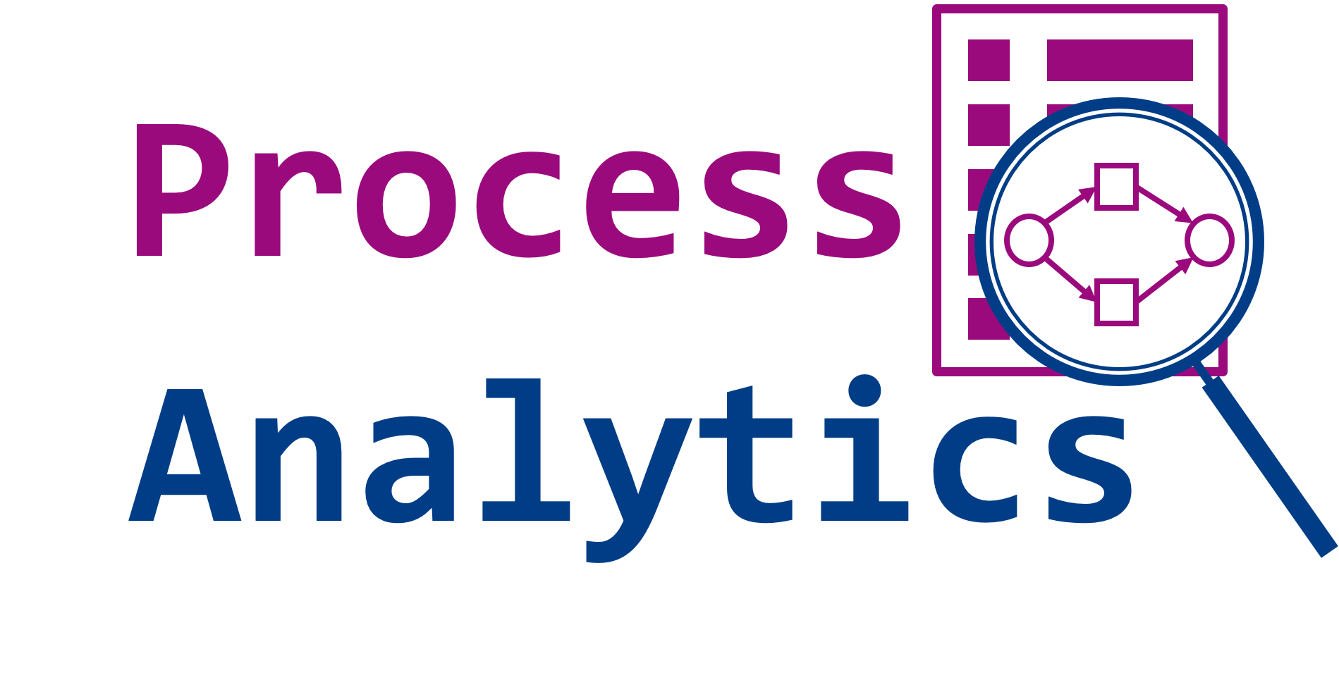 This is the logo of the Process Analytics Group